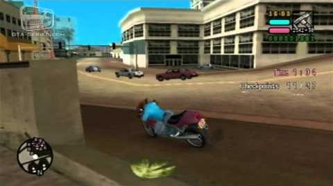 GTA Vice City Stories - Playground On The Point - Checkpoint Race