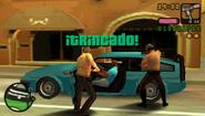 GTA VCS Victor arrestado