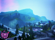 Vista panoramica de Cedar Grove