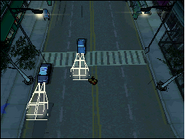 Avenida principal en Downtown Broker (CW)