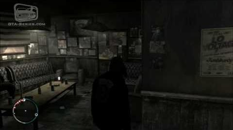 GTA IV The Lost and Damned Tips & Tricks - How to get inside the Lost Clubhouse