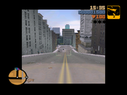 GTA 3 Primera Persona Lanzacohetes