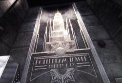 Cartel de la torre