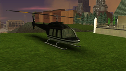 Helicoptero de Massimo
