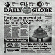 Daily Globe portada