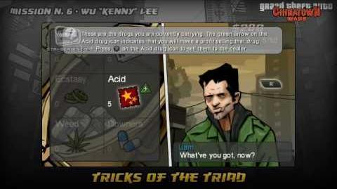 Tricks of the Triad