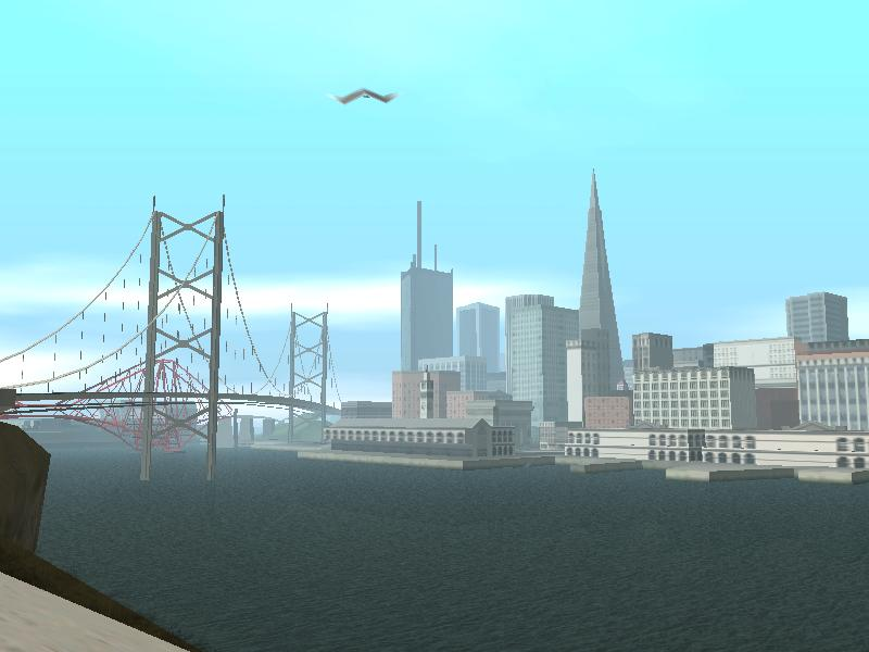 Dreaming of HD Era San Fierro - Grand Theft Auto Series - GTAForums