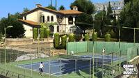 Tenis GTA V