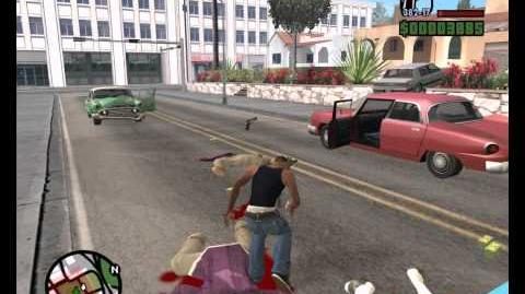 Grand Theft Auto-San Andreas All-terrain take down MISSION 24 HD-0