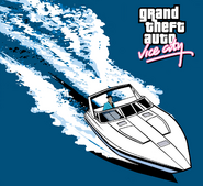Squalo artwork - Grand Theft Auto Vice City