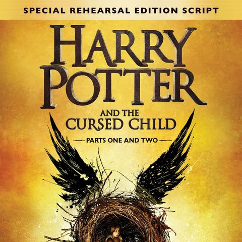 <i>Harry Potter and the Cursed Child</i>