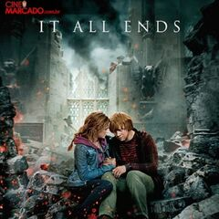 Hermione & Ron poster