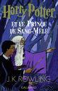 Harry Potter y el Misterio del Príncipe portada francesa