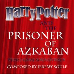 Carátula de la banda sonora del videojuego de Harry Potter y el prisionero de Azkaban.jpg