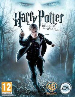 VJ7 Harry Potter Reliquias Parte 1 videojuego portada.jpg