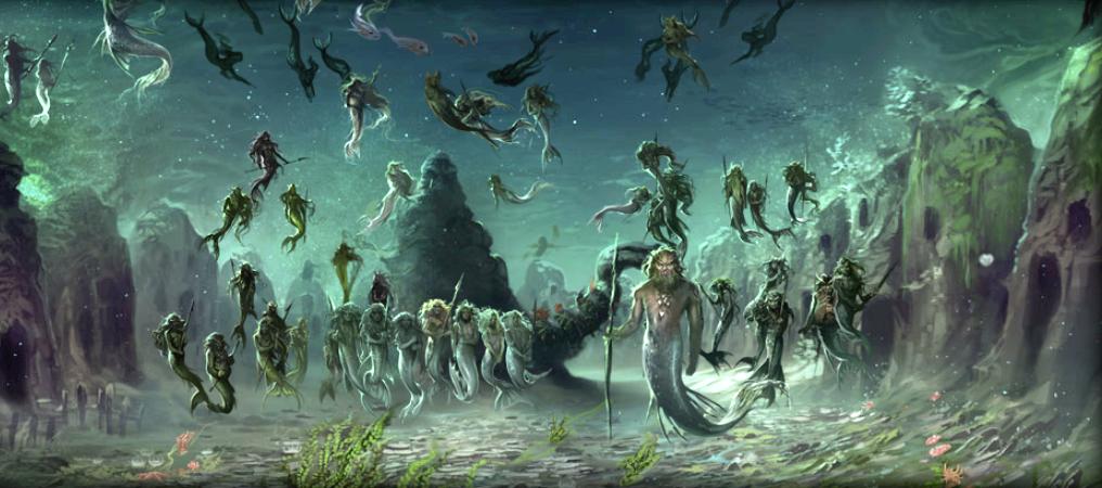 Gente del agua | Harry Potter Wiki | FANDOM powered by Wikia