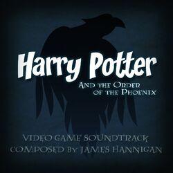 Carátula de la banda sonora del videojuego de Harry Potter y la Orden del Fénix.jpg