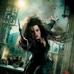 Segundo poster de Bellatrix