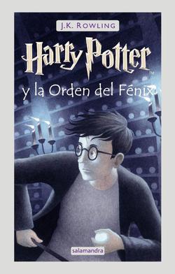 Harry Potter y la Orden del Fénix Portada Español.PNG