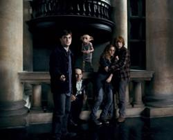 250px-07 Dobby rescuing Harry Potter, Griphook, Hermione and Ron.jpg