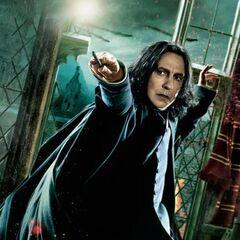 Segundo poster de Snape