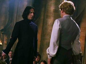 Snape y Lockhart antes de su duelo.png
