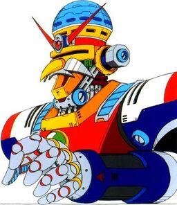 Wily Robo Iron Golem