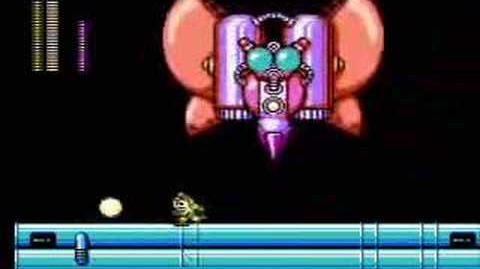 Mega Man 4 Bosses Mothraya