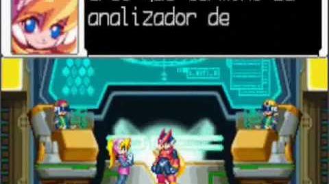 Juguemos Megaman Zero 3 en Espa. parte 2