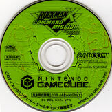 Rockman x command mission label