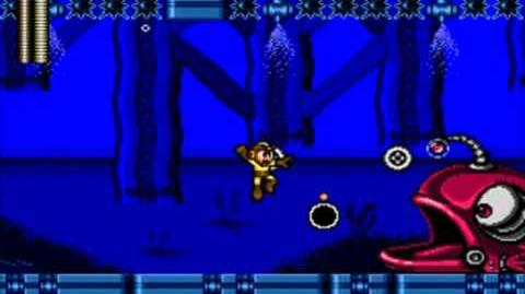 Mega Man The Wily Wars (Mega Man 2) - Bubble Man