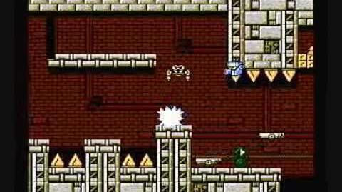 Megaman 10 - Blade Man - Hard Mode - Part 06