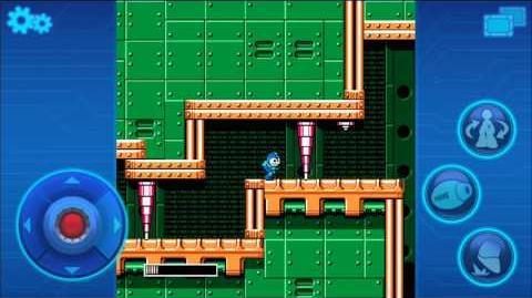 Demostración de Mega Man 3 Mobile.