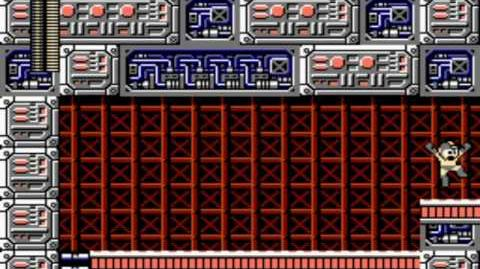 Mega Man - Wily's Fortress Stage 1