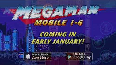 Avance de Mega Man Mobile