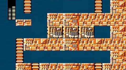 Guía Enciclopedica Mega Man 1 (Parte 4 Bonus 01~Magnet Beam)