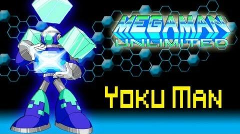 Mega Man Unlimited Walkthrough (Yoku Man)
