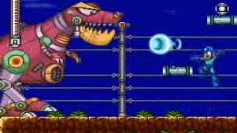 Mega Man 7-SlashMan