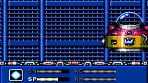 Mega Man The Wily Wars (Mega Man 3) - Wily's Fortress Stage 5