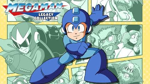 Mega Man Legacy Collection 3DS Trailer-0