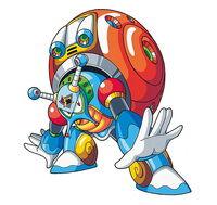 Crystal Snail, Mago de Cristal. Modo Sobrecarga: El Crystal Hunter de Crystal Snail
