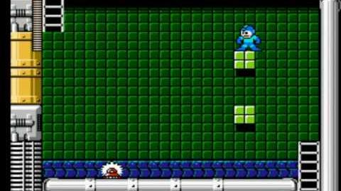 Mega Man 4 - Wily's Fortress Stage 1