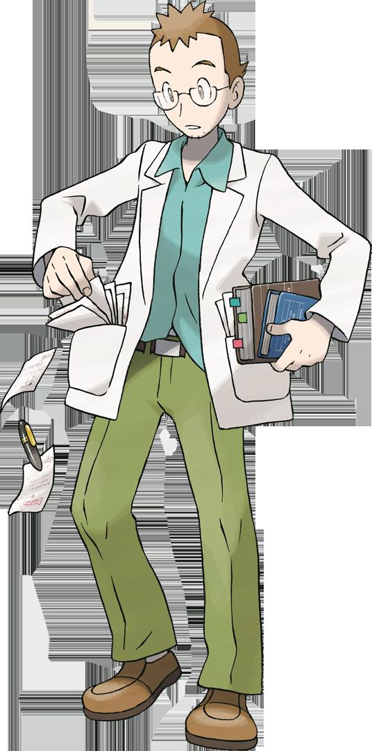 Resultado de imagen de profesor elm pokemon