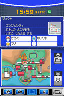 Función Mapa del Pokégear