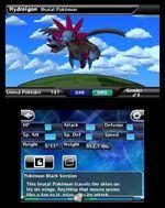 Pokédex 3D Hydreigon