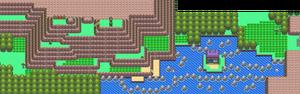 Mapa de la ruta 226