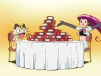 Archivo:EP554 Meowth y Jessie disfrutando de la comida.png