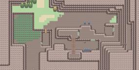 Mapa de la ruta 207