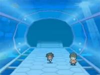 Entrada túnel submarino