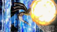 P11 Giratina usando furia dragón